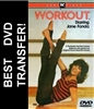 Original Jane Fonda Workout DVD 1982