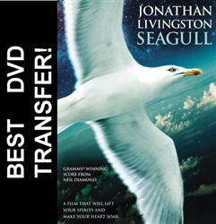 Jonathan Livingston Seagull DVD 1973