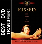 Kissed DVD 1996