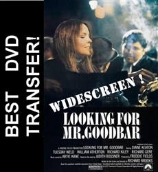 Looking For Mr. Goodbar DVD 1977