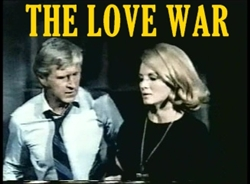 The Love War DVD 1970