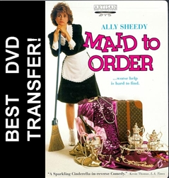 Maid To Order DVD 1987