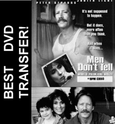 Men Don't Tell DVD 1993