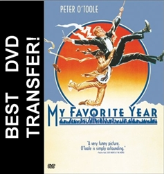 My Favorite Year DVD 1982