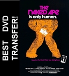The Naked Ape DVD 1973