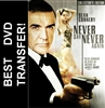 Never Say Never Again DVD 1983