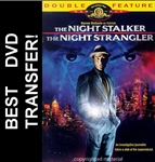 The Night Stalker & Strangler DVD 1972