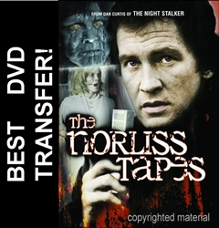 The Norliss Tapes DVD 1973