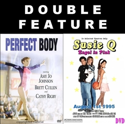 Perfect Body & Susie Q DVD Amy Jo Johnson 1997 1996