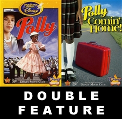 Polly DVD 1989 & Polly Comin Home 1990