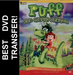 Puff The Magic Dragon DVD 1978