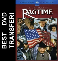 Ragtime DVD 1981 Elizabeth McGovern James Cagney