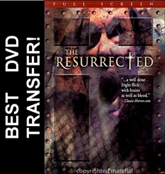 The Resurrected DVD 1992