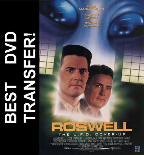 Martin Sheen roswell movie