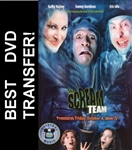 The Scream Team DVD 2002