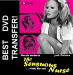 The Sensuous Nurse DVD 1973