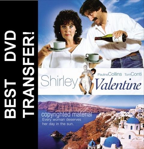 shirley valentine Amazoncom: shirley valentine: pauline collins, tom conti, julia mckenzie, alison steadman, joanna lumley, sylvia syms, bernard hill, george costigan, anna keaveney.