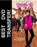 Stepping Out DVD 1991