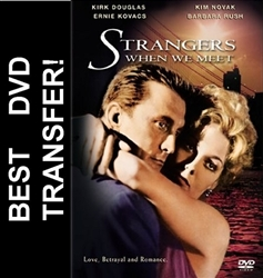 Strangers When We Meet DVD 1960