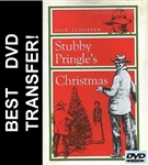 Stubby Pringle's Pringles Christmas DVD 1978