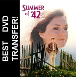 Summer of 42 DVD 1971