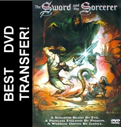 The Sword And The Sorcerer DVD 1982