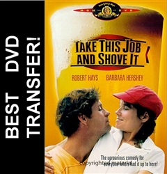 Take This Job and Shove It DVD 1981 Robert Hays