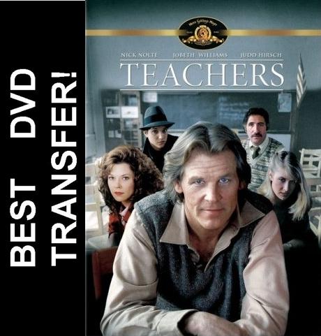 Teachers DVD 1984 Nick...