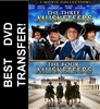 The Three & Four Musketeers DVD 1973 and 1974