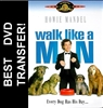 Walk Like A Man with Howie Mandel on DVD 1987