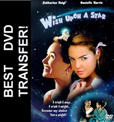 Wish Upon A Star DVD 2001