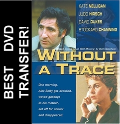 Without A Trace DVD 1983
