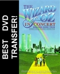 The Wizard Of Oz In Concert Dreams Come True DVD 1995