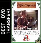 Yes Virginia There Is A Santa Claus DVD 1991