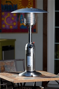 Table Top Portable Stainless Steel Patio Heater