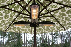 Umbrella Halogen Patio Heater