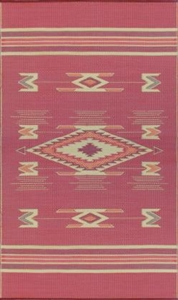 Mad Mat Navajo Dark Red