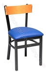 Slim Back Cafe Chair