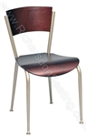 Lipped Cafe Chair