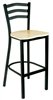 Arc Ladder Cafe Stool