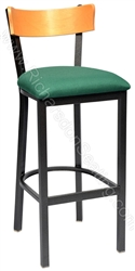 Slim Back Cafe Stool