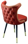 Studded Cowboy Club Chair