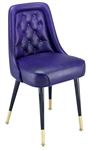 Interior Tufted Club Chair