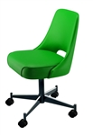 Cutout Swivel Chair