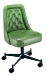Interior Tufted Swivel Chair