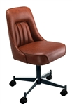 Interior Channeled Swivel Chair