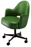 Cutout Arc Premier Swivel Chair