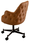 Tufted Wing Premier Swivel Chair