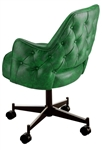 Tufted Cutout Premier Swivel Chair