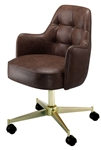 Interior Tufted Premier Swivel Chair